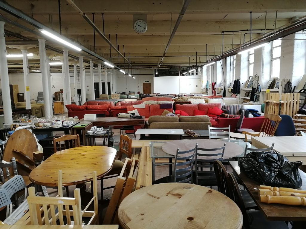 A lot of different furniture we have on offer